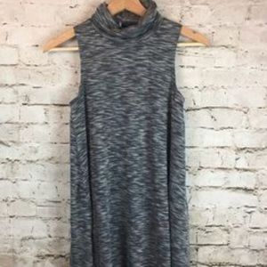 Anthropologie Postmark Marled sleeveless tunic